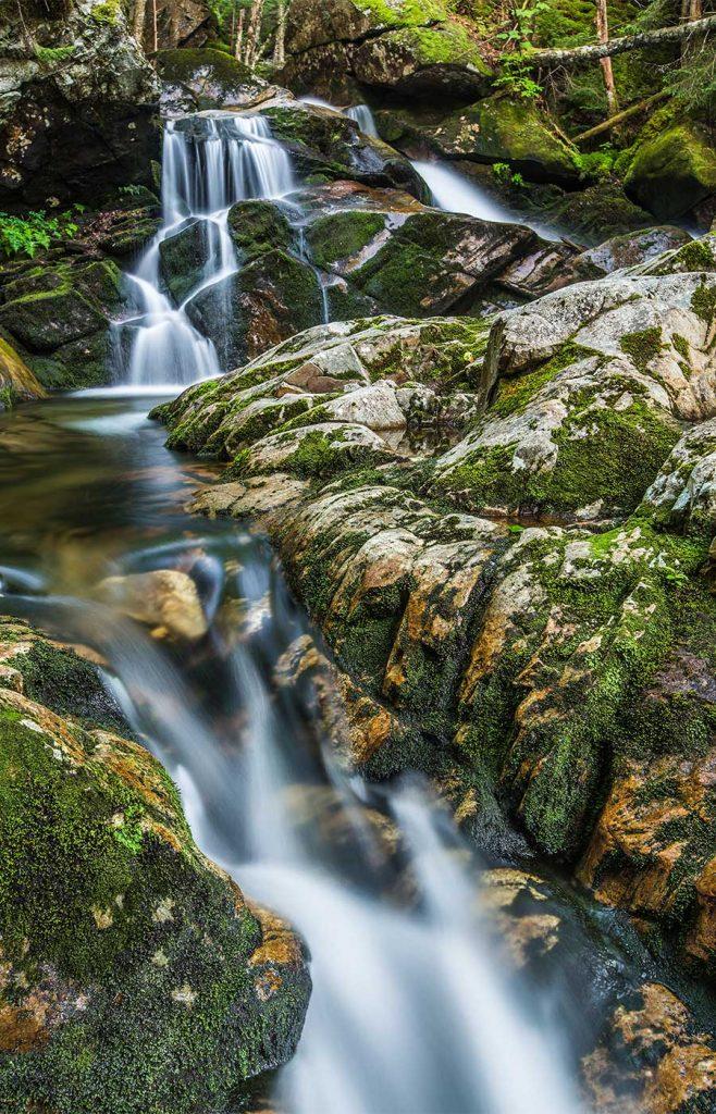 Cascades of Appalachia, Randolph