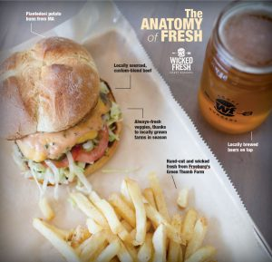 The Anatomy of fresh