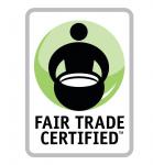 Fair Trade coffee certified logo