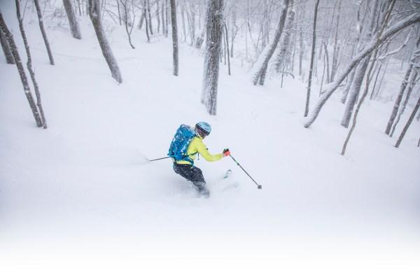 Backcountry Alpine Skiing