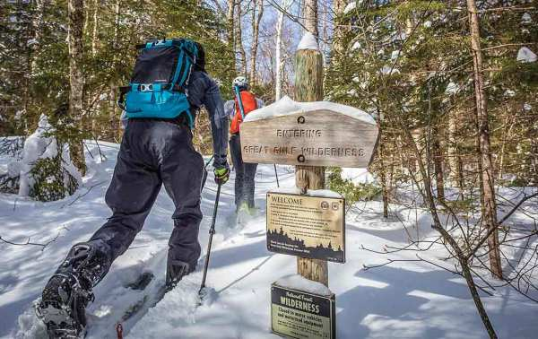 Nordic Backcountry Great Gulf Wilderness