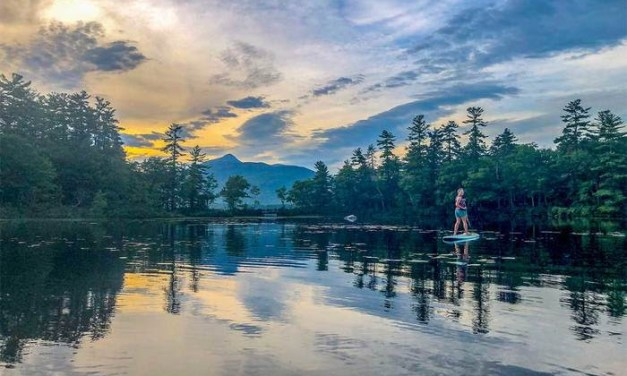 Chocorua's Bridge from Past to Future