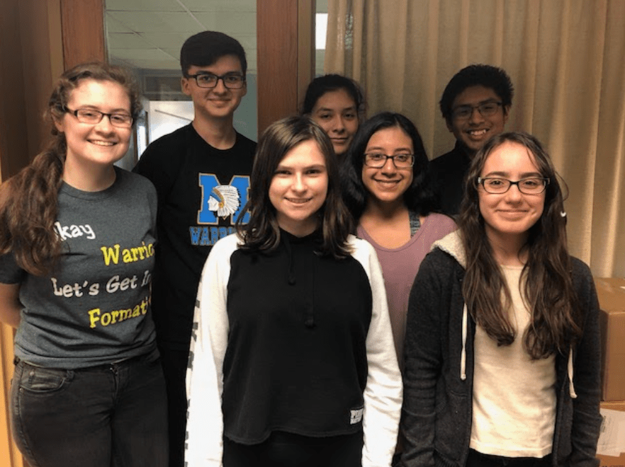 Maine West High School Spanish Students Score Well on NSE