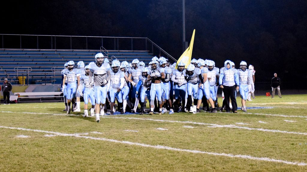 Maine West Football Historical Victory
