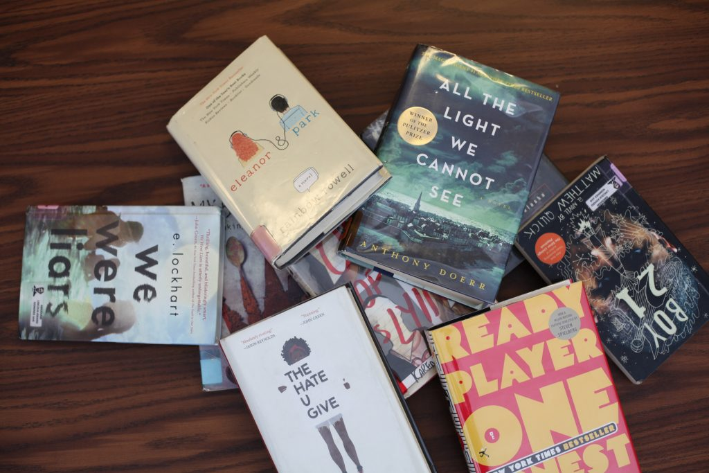 Check this out! West's favorite books dive into contemporary issues