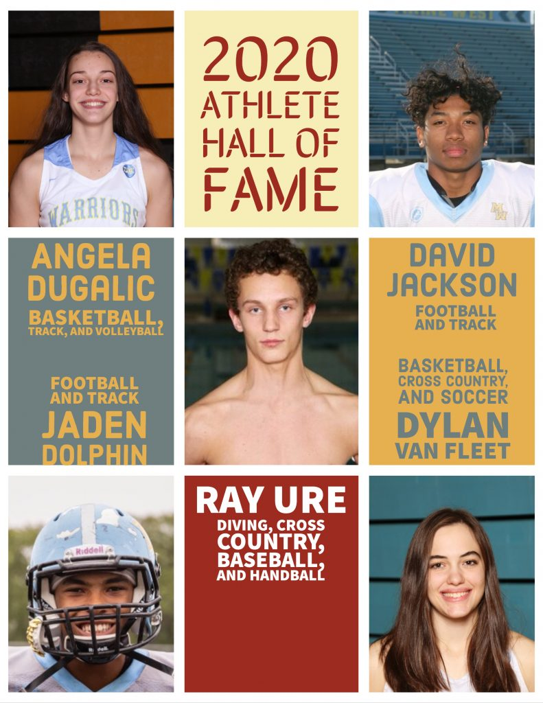 Athlete Hall of Fame 2020