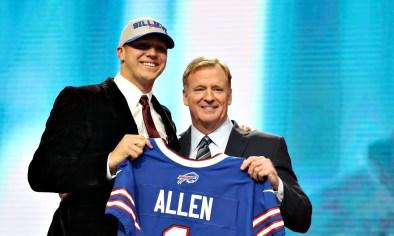 NFL Draft: Reaction To Buffalo Drafting Josh Allen