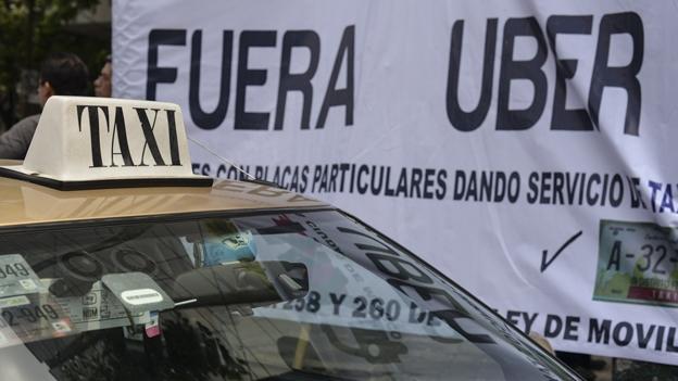 Resultado de imagen de guerra de los taxis
