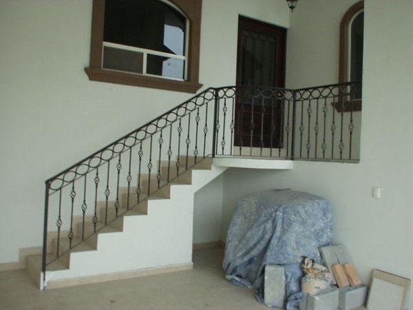 Foto Barandal Para Escalera De Construherreria 134505