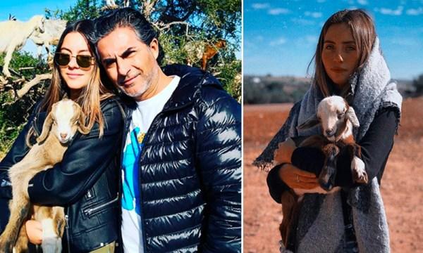 Resultado de imagen para raul araiza y sus hija
