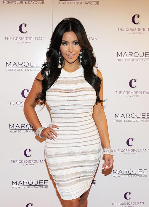 Diez Cosas Que Nunca Te Imaginaste Sobre Kim Kardashian