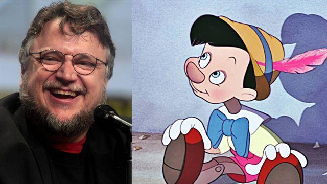 Pinocho de Guillermo del Toro