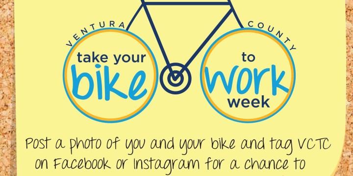 VCTC and Bike to Work Week