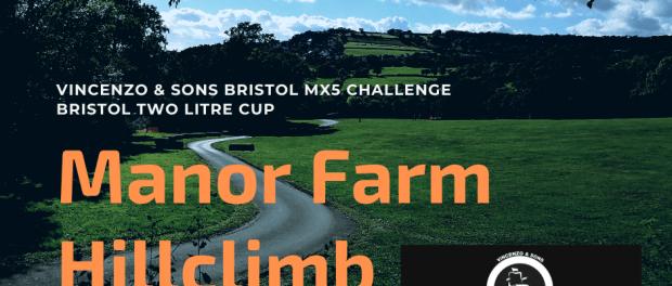 2020 Manor Farm Hillclimb