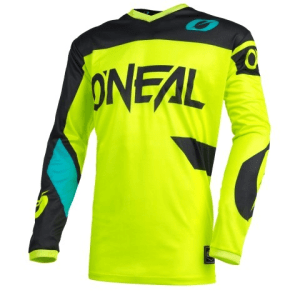 ONEAL YOUTH ELEMENT RW JERSEY NEON YEL/BLK XL