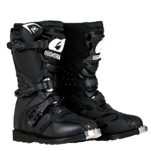 ONEAL RIDER BOOT BLACK YOUTH 5