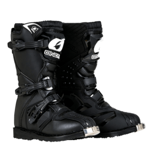 ONEAL RIDER BOOT BLK ADULT 6