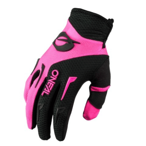 ONEAL YOUTH ELEMENT GLOVES BLK/PNK L 5
