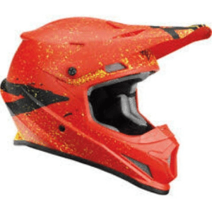 THOR SECTOR HYPE HELMET RED L