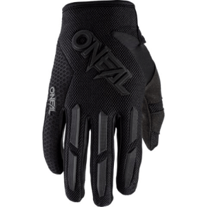ONEAL ELEMENT YOUTH GLOVES BLACK XS 1-2