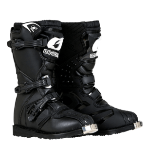 ONEAL RIDER BOOT BLACK YOUTH 4