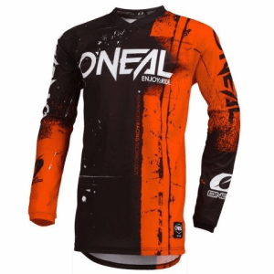 ONEAL YOUTH ELEMENT SHRED JERSEY ORANGE XL