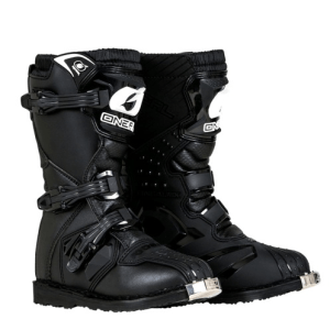 ONEAL RIDER BOOT BLACK YOUTH 1