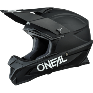 ONEAL 1SRS SOLID BLACK