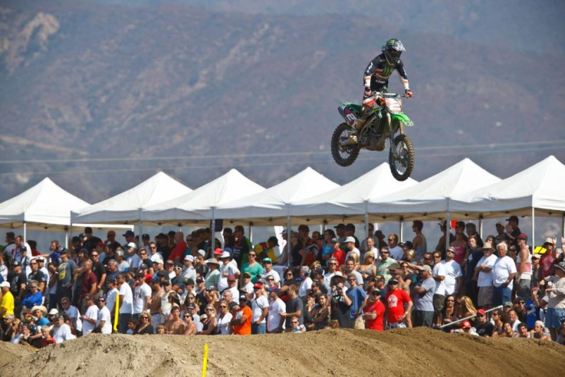 Pala previously served as the season finale of the Lucas Oil Pro Motocross Championship for back-to-back seasons in 2010 and 2011.