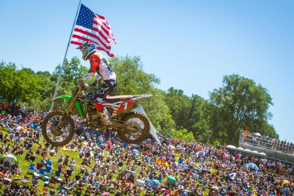 Eli Tomac finished 15th overall (36-9) and now trails Marvin Musquin by three points in the championship point standings.