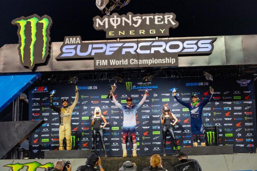 450 podium
