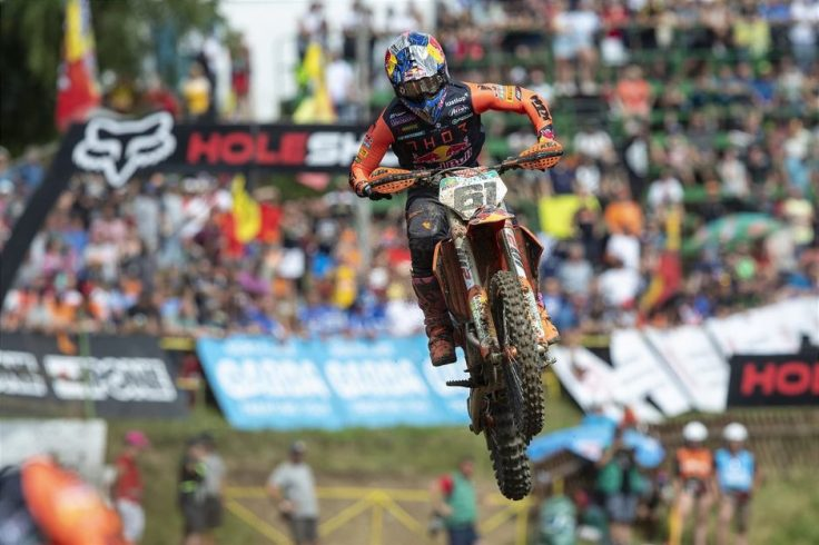 TLD GASGAS FACTORY RACING TEAM - ROUND 6