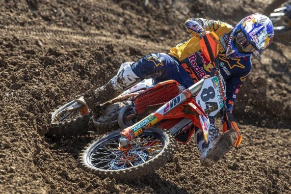 Marvin Musquin Re-signs With Red Bull KTM Factory Racing Team