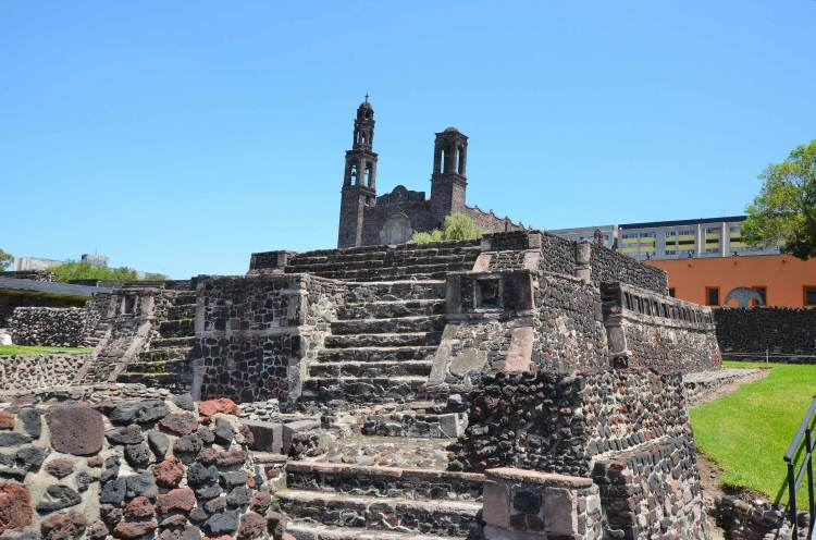Los más emblemáticos sitios arqueológicos de la Ciudad de México
