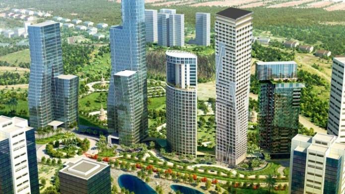 8 nuevos rascacielos que cambiarán el paisaje de la ciudad de ...