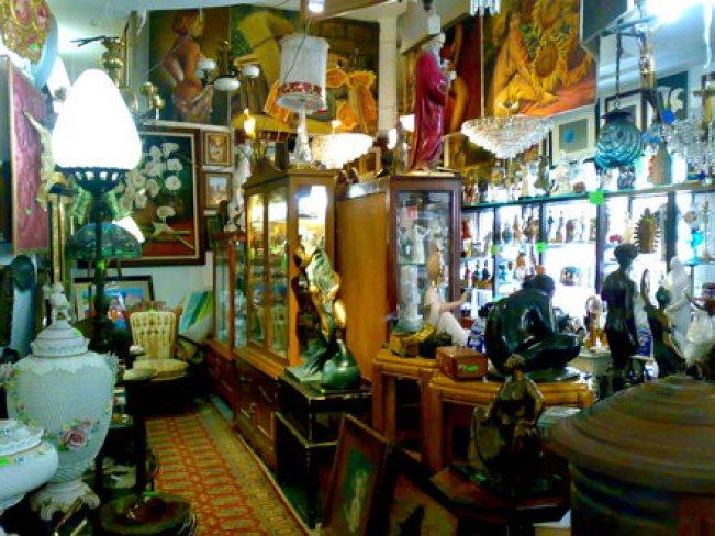 bazar antiguedades coyoacan