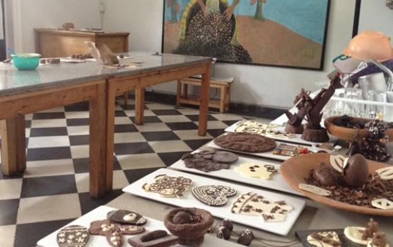 Much chocolate museum
