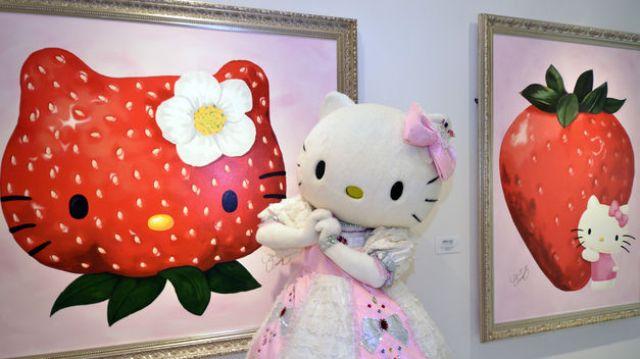 QUÉ HACER EL FIN EN LA CIUDAD DEL 14 AL 17 DE MARZO exposicion hello kitty japon TINIMA20110824 0606 18