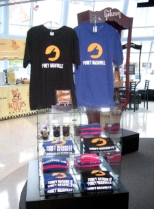 I Nashville - t-shirt promo