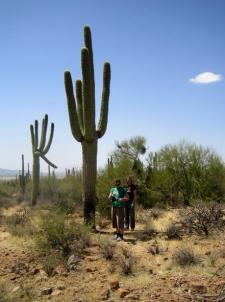 Funky i ørkenen