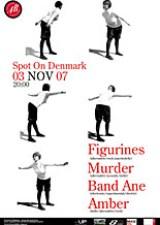 Spot on Denmark Bruxelles 2007 plakat