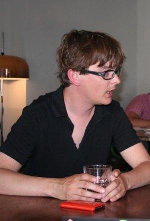 Dany Hassenstein fra Paleo Festivalen - vil godt høre på danske forslag.