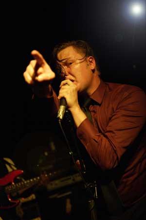 Sebastian Wolff - en mesterlig iscenesætter af Kellermensch' musik.
