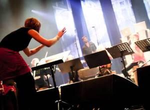 Efterkids-projektet i forbindelse med Efterklangs koncert skabte virkelig medie-interesse.