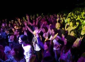 Tokyo-publikummet var ikke så tilbageholdende over for den nordiske muisk.