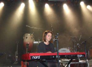 Broken Twin fremførte sine indtagende melankolske sange.