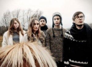 Highasakite - norsk band der banede Martin Rintzas vej til CODA og London.  (FOTO: Hilde Mesics Kleven)