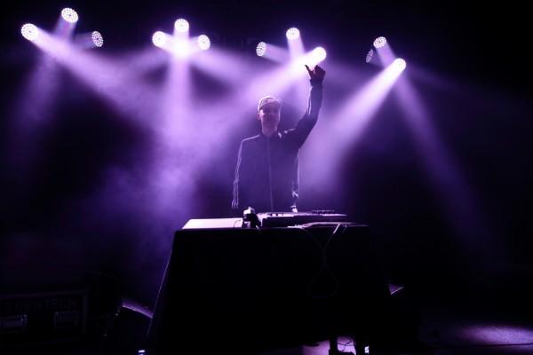 Slowolf på scenen i Tallinn
