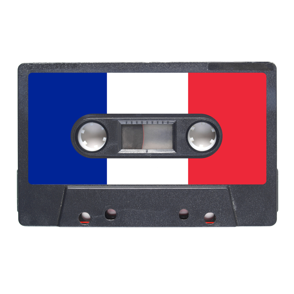 how to say music in french