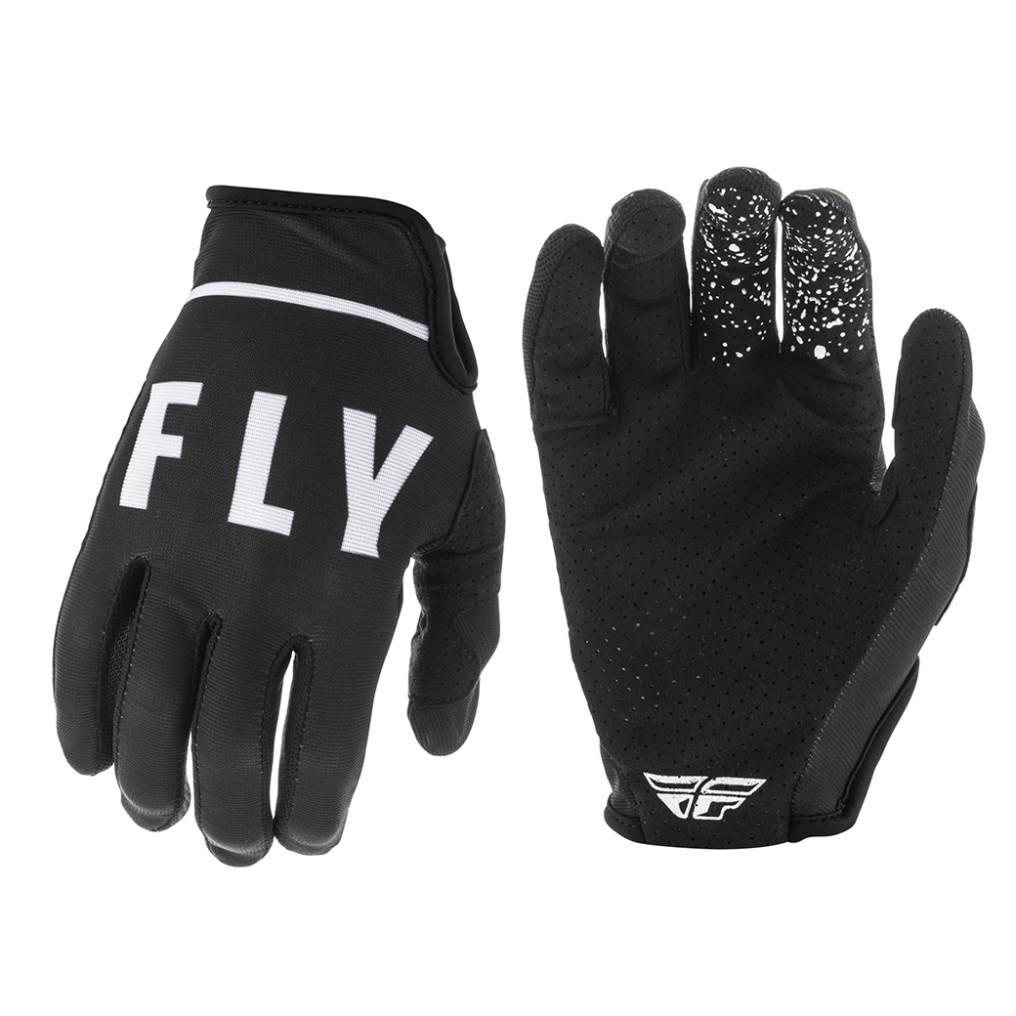 Lite Gloves Black/White